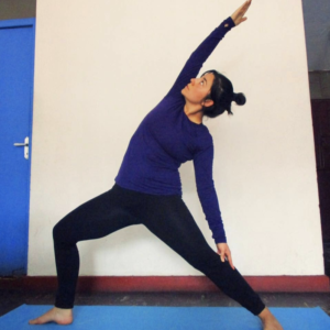 Ompractice Com Be At Home In Yoga Class